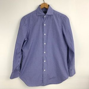 Finamore 1925 Napoli dress shirt
